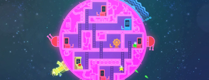 Recensione Lovers in a Dangerous Spacetime