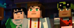 Recensione Minecraft: Story Mode