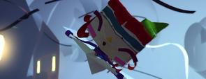 Recensione Tearaway Unfolded