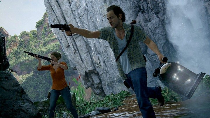 plunder mode uncharted 4
