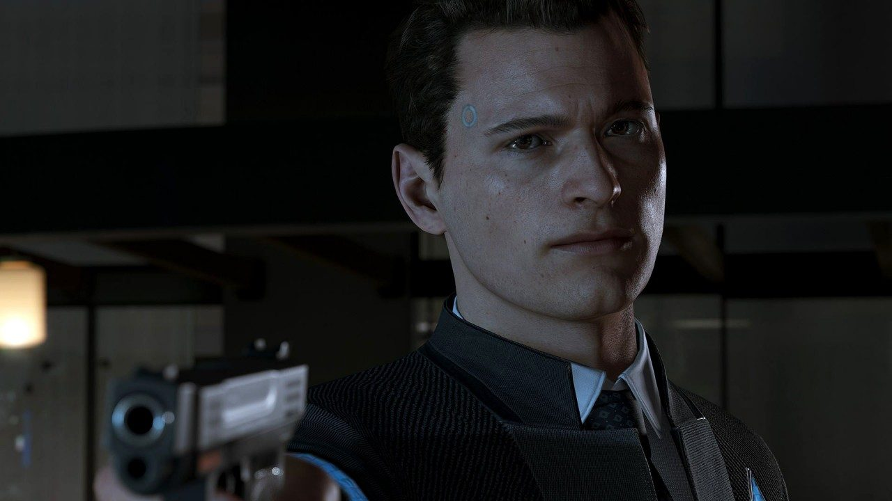 Detroit Become Human mostra il gameplay: lungo video dall'E3 2017