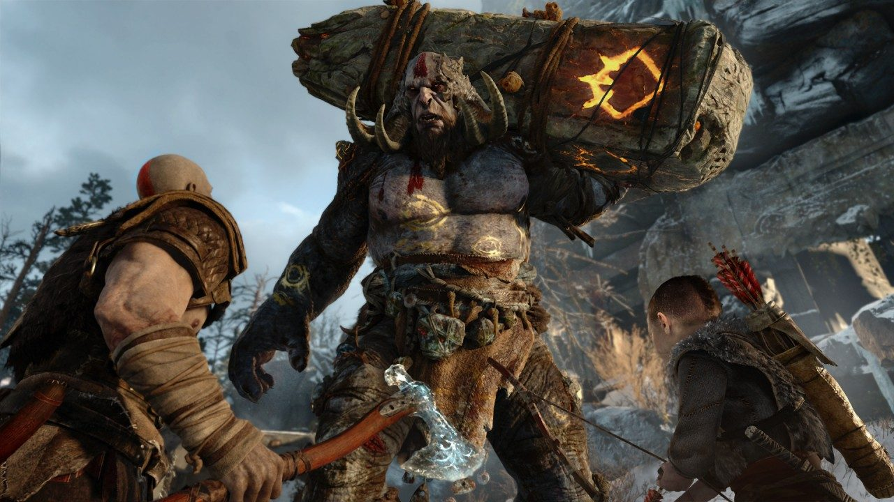 God of War: rivelata l'ambientazione