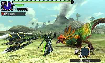 Monster Hunter Generations - 02