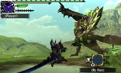 Monster Hunter Generations - 03