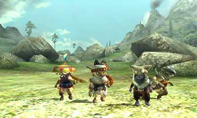 Monster Hunter Generations - 04