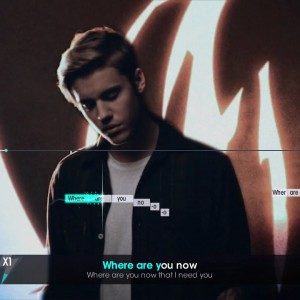 Let's Sing 2017_Justin Bieber_Where Are Ü Now_1