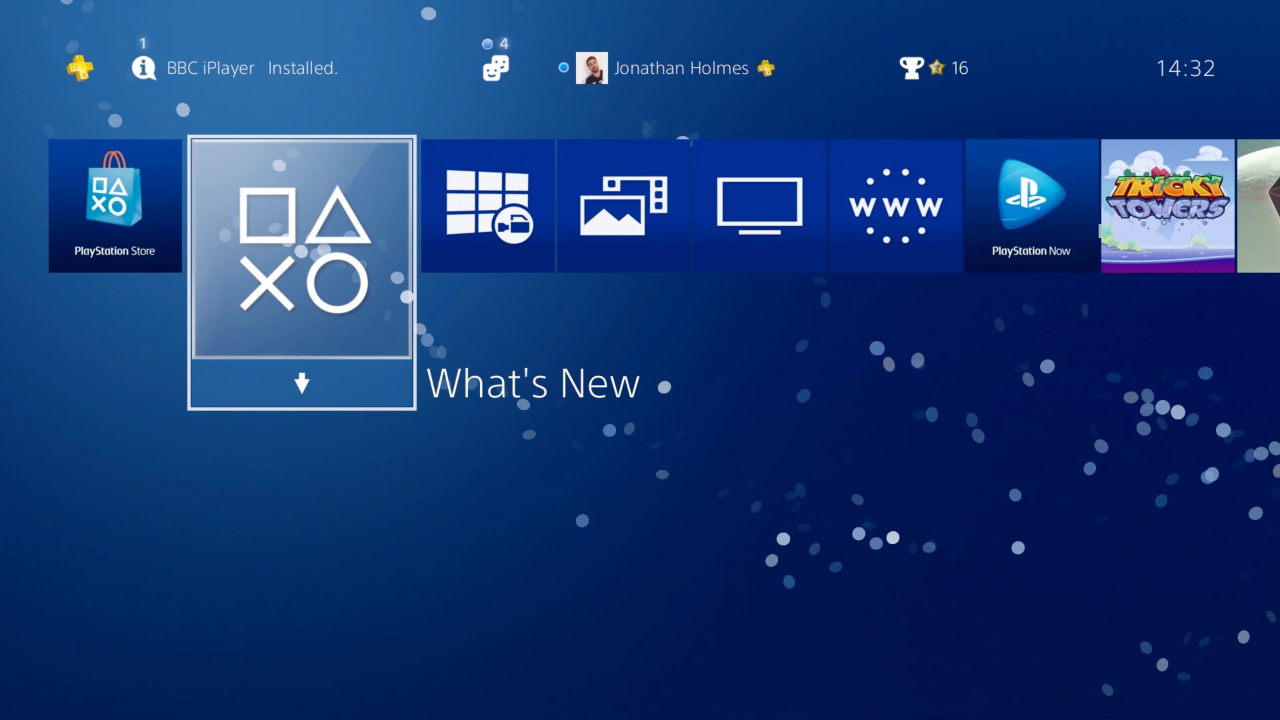 Playstation 4, disponibile finalmente il nuovo firmware 4.50