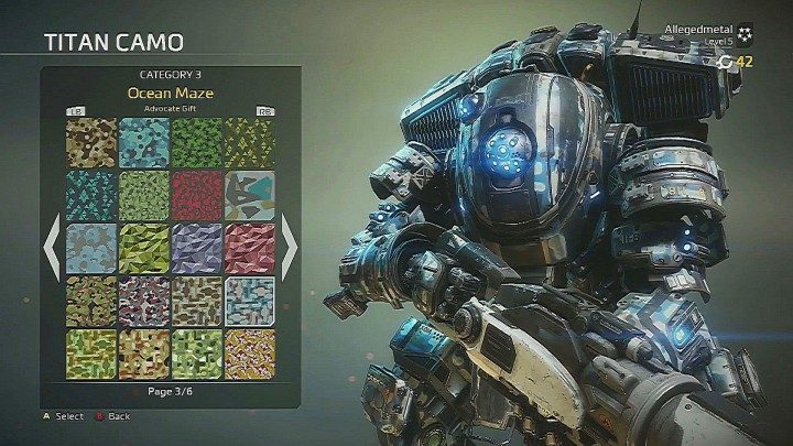 titanfall 2 customization