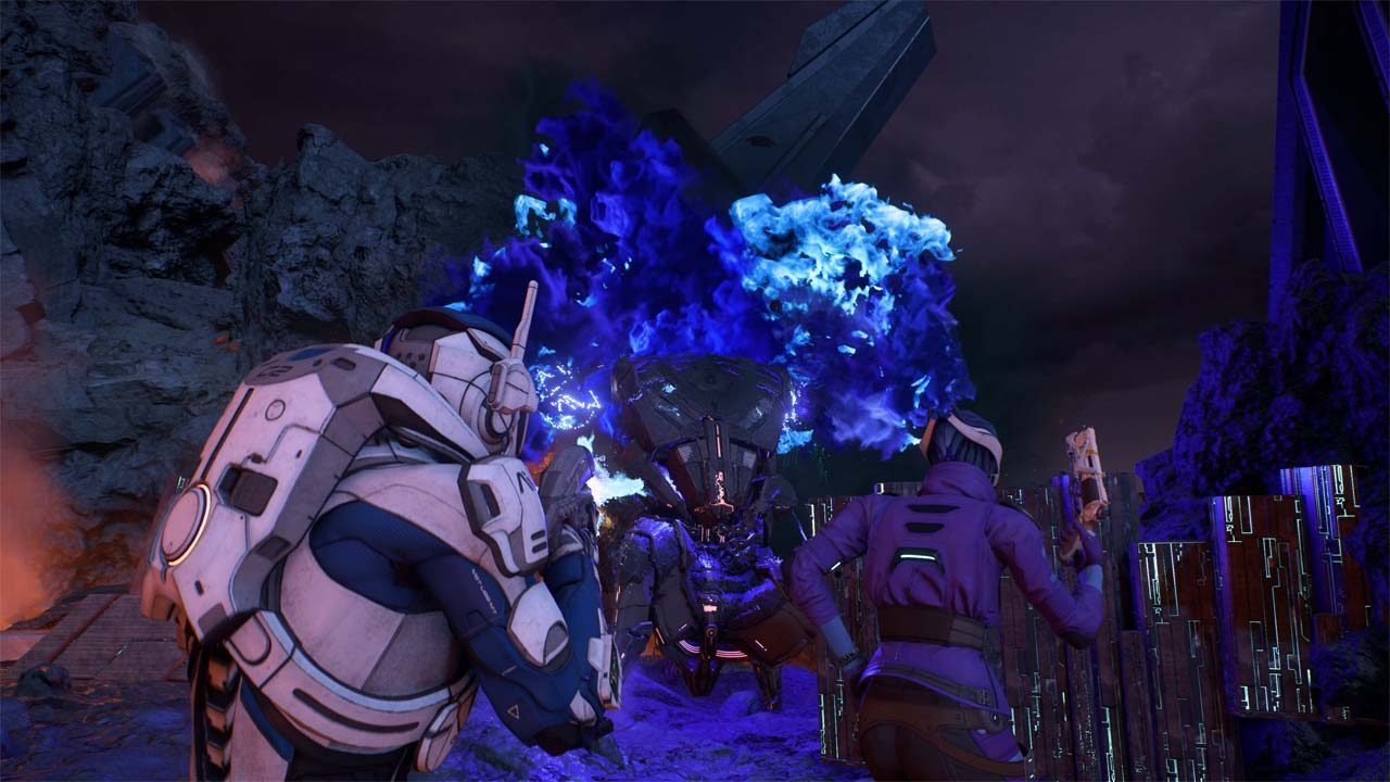 Un video di Mass Effect Andromeda ci mostra il Nexus