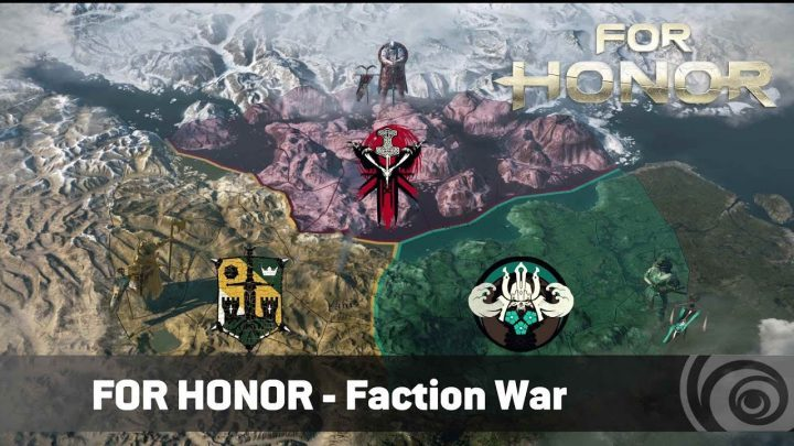for honor war faction