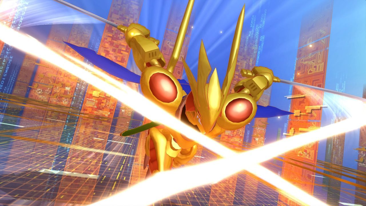 Annunciato Digimon Story Cybersleuth: Hacker's Memory
