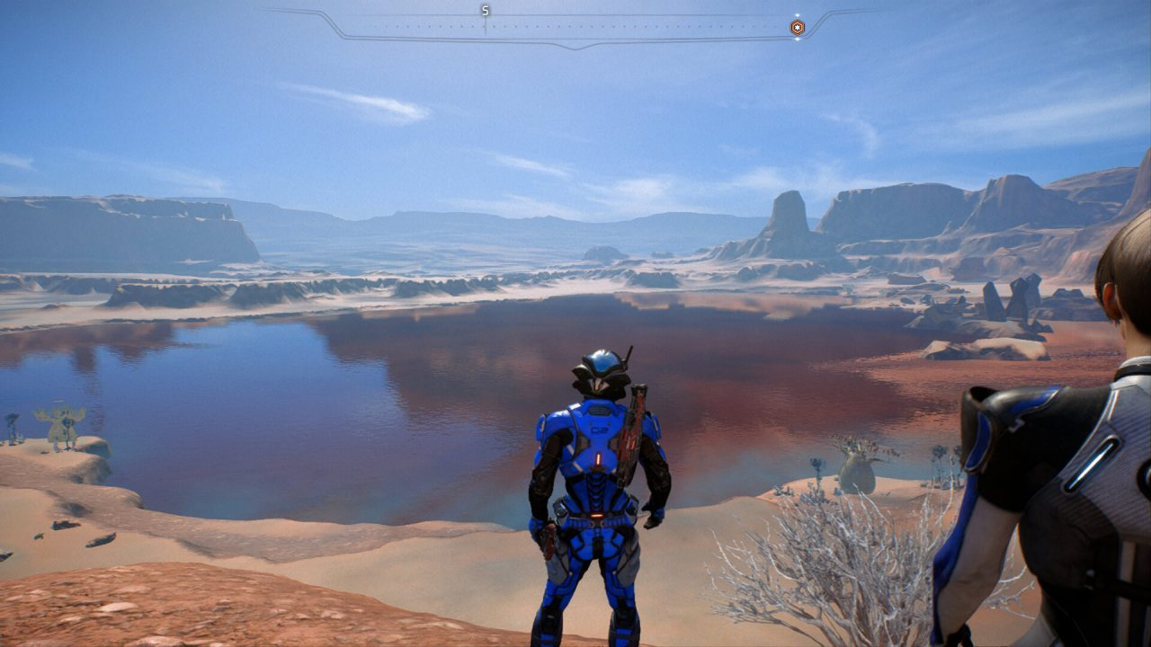Disponibile l'aggiornamento 1.07 di Mass Effect: Andromeda