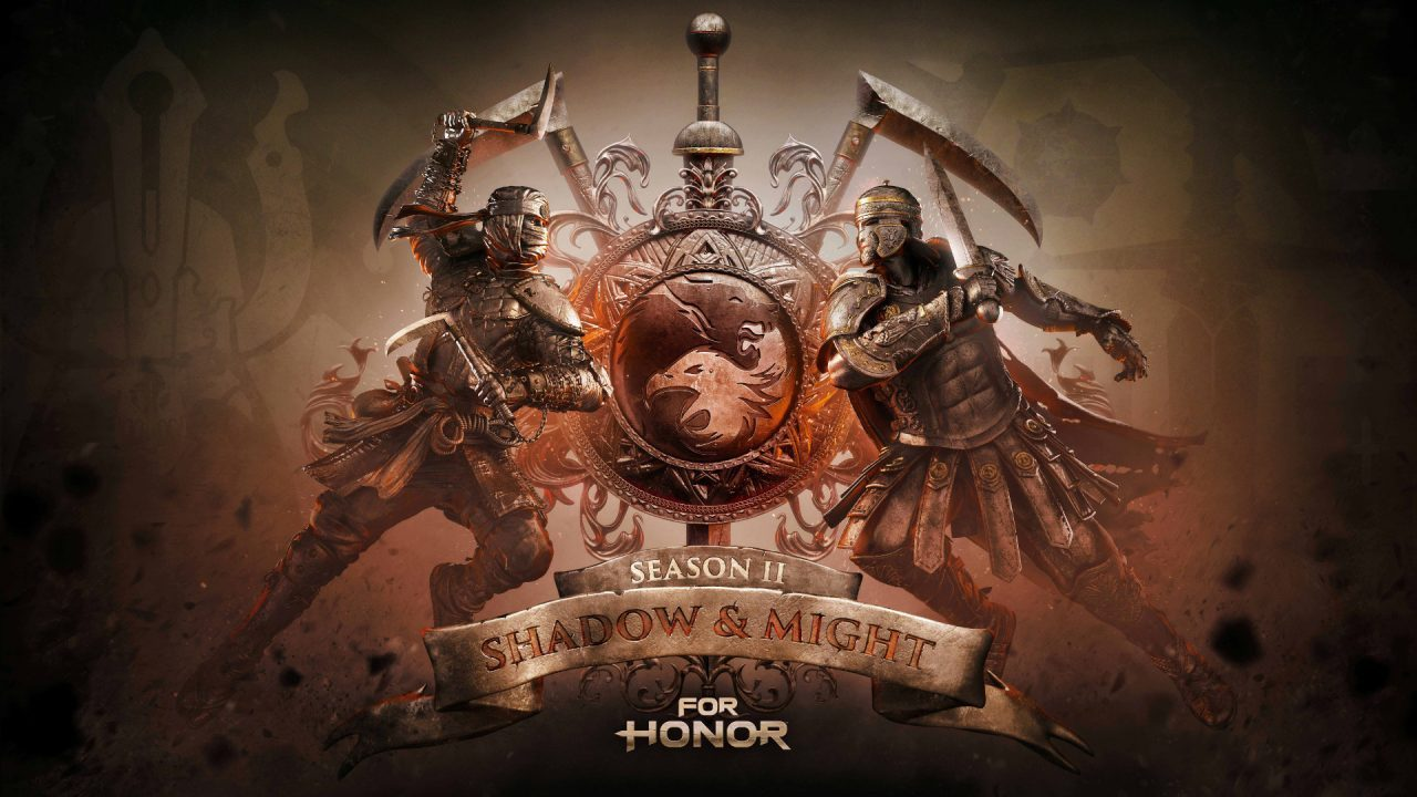 Annunciata la seconda stagione di For Honor