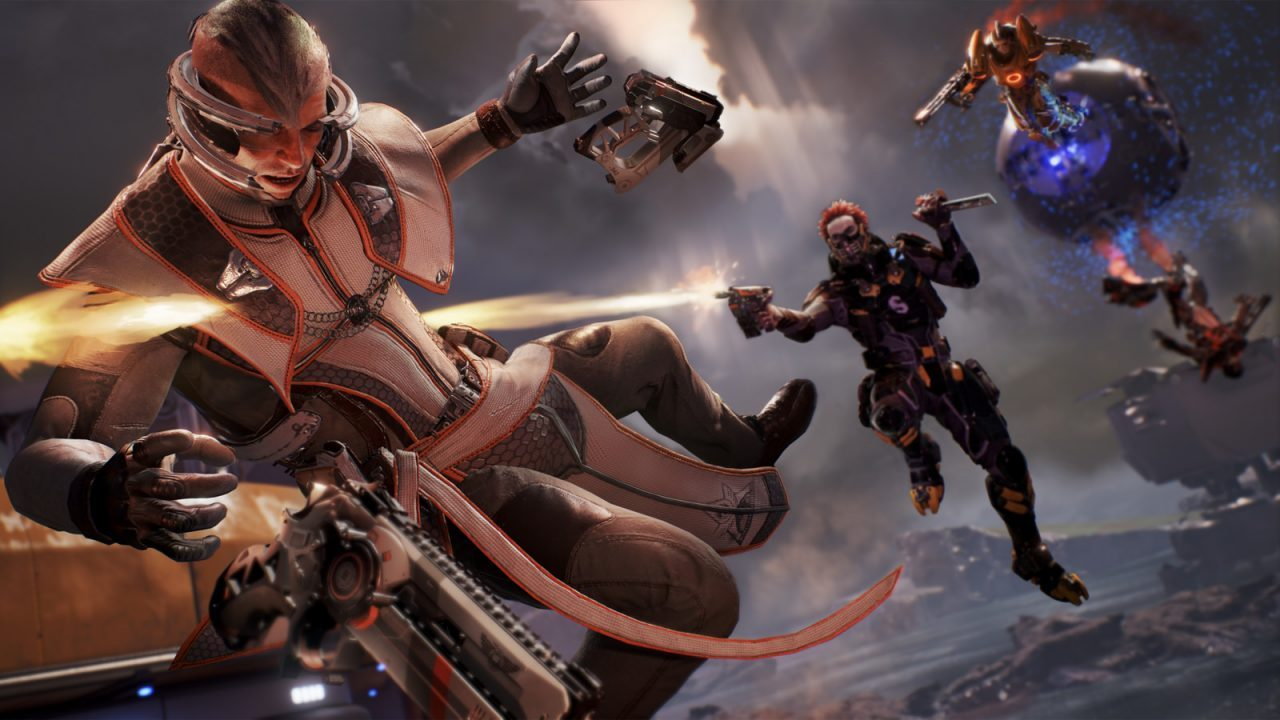 LawBreakers arriverà su PlayStation 4