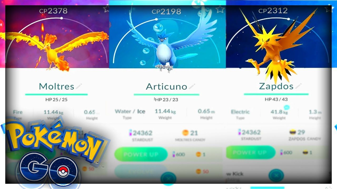 Pokémon GO: i leggendari arriveranno in estate?