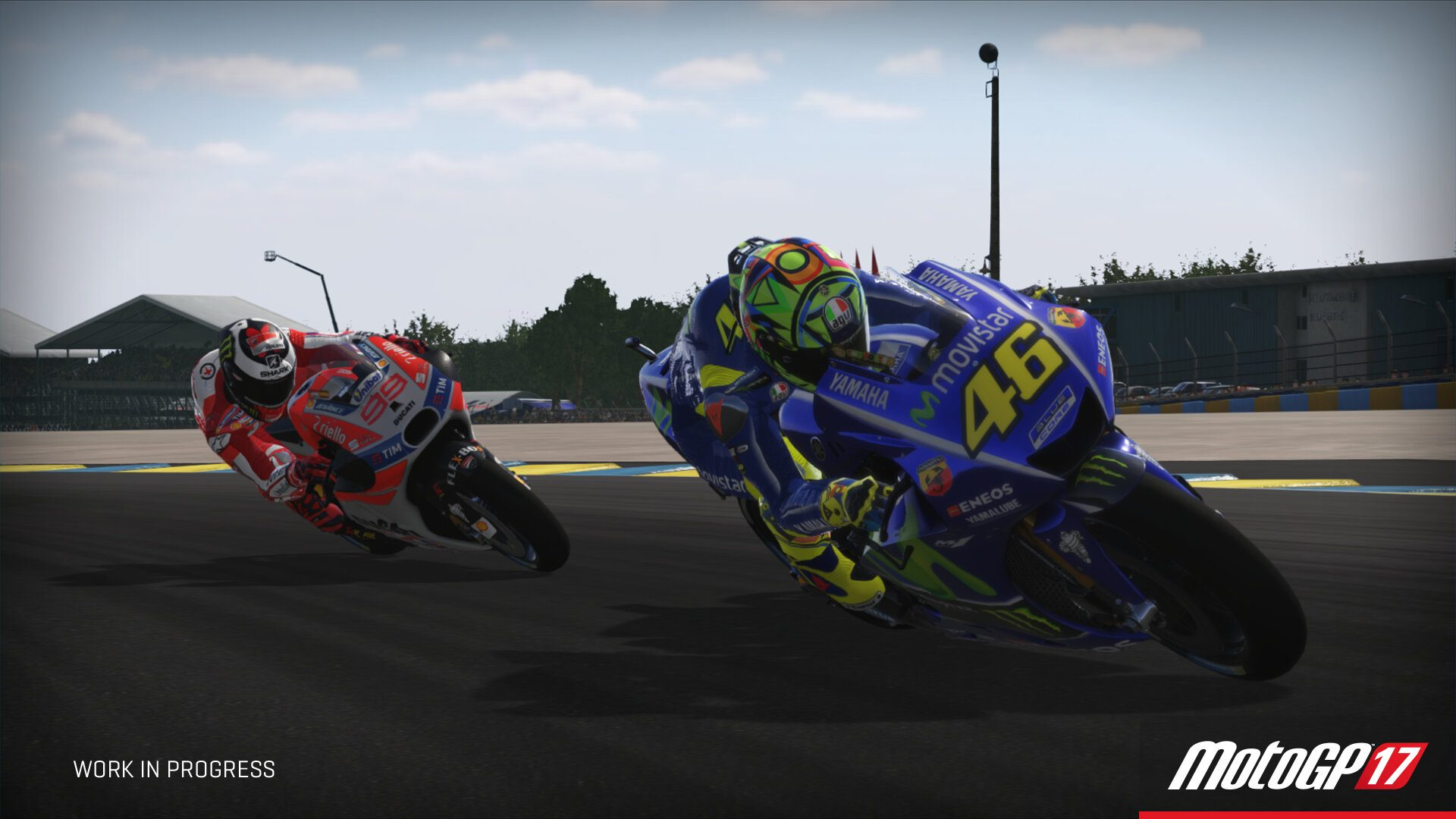 MotoGp 17 - Trailer della stagione 2017 - News Playstation 4, Xbox One | Console-Tribe