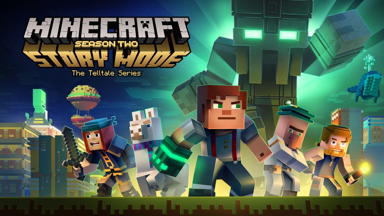 Telltale Games annuncia Minecraft: Story Mode - Season 2