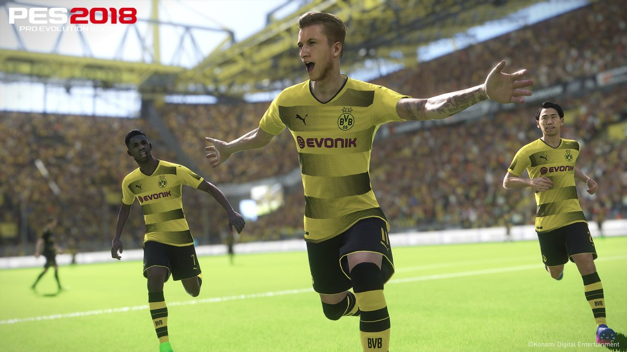 PES 2018 – Annunciata l'open beta