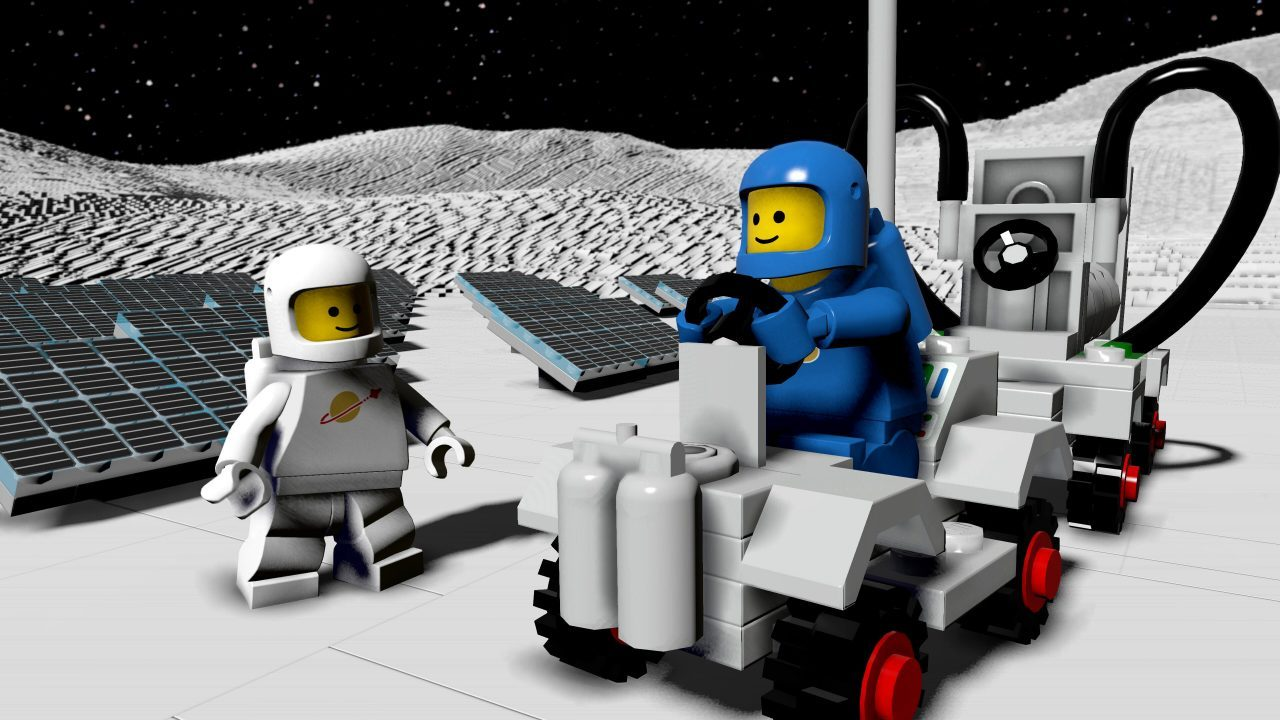 LEGO Worlds ci mostra il DLC Classic Space