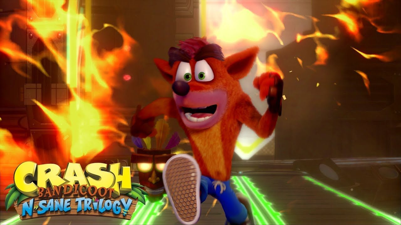 Crash Bandicoot N. Sane Trilogy: smentito l'arrivo su Switch