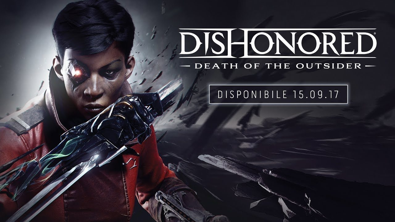 Bethesda annuncia Dishonored: La Morte dell'Esterno
