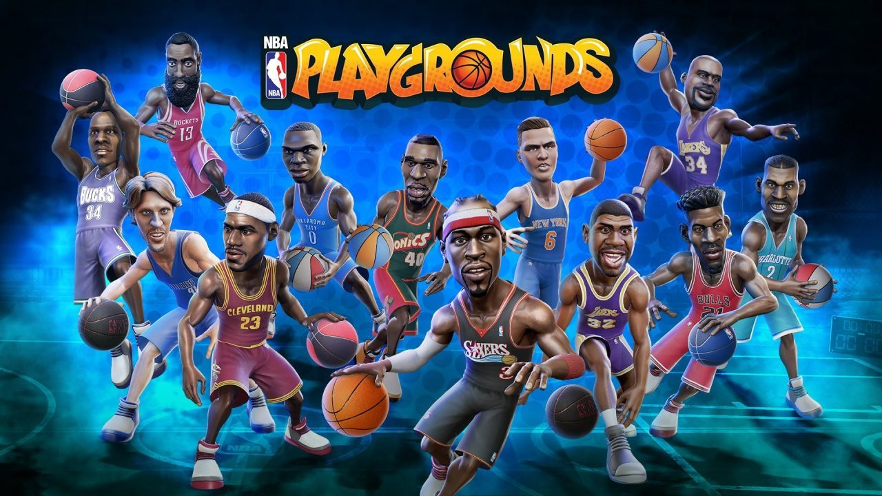 cce88560127e3d NBA Playgrounds - Recensione Nintendo Switch, Playstation 4, Xbox ...