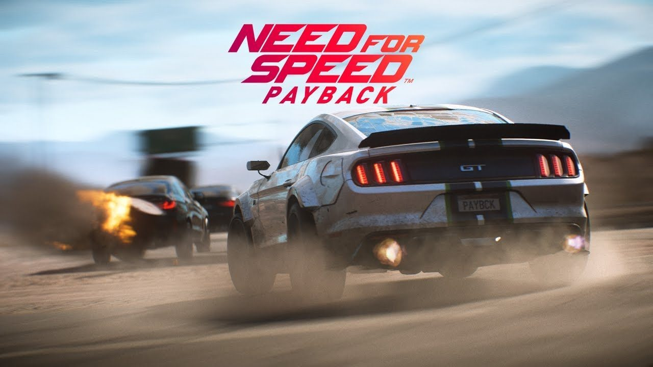 EA annuncia Need For Speed Payback