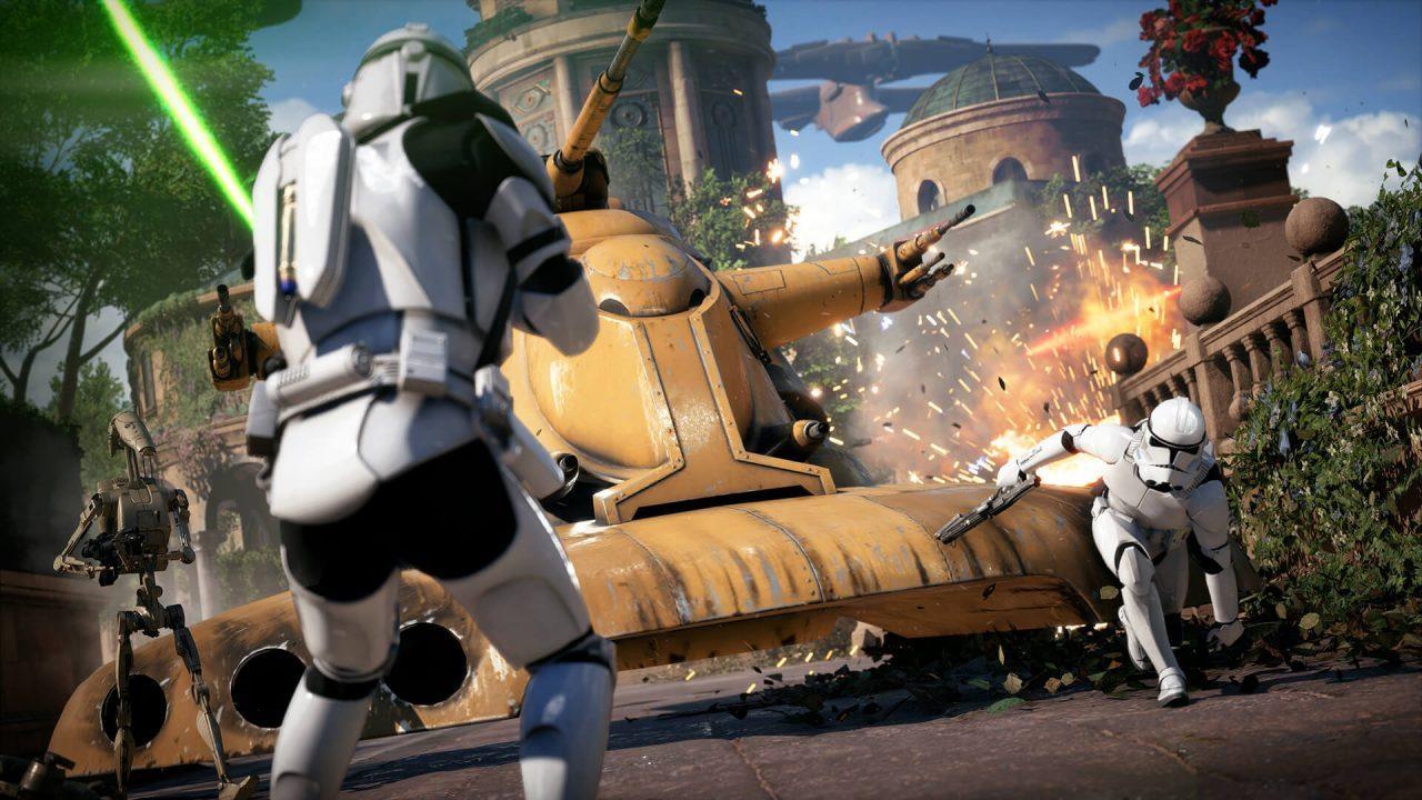 Star Wars: Battlefront II Notizia