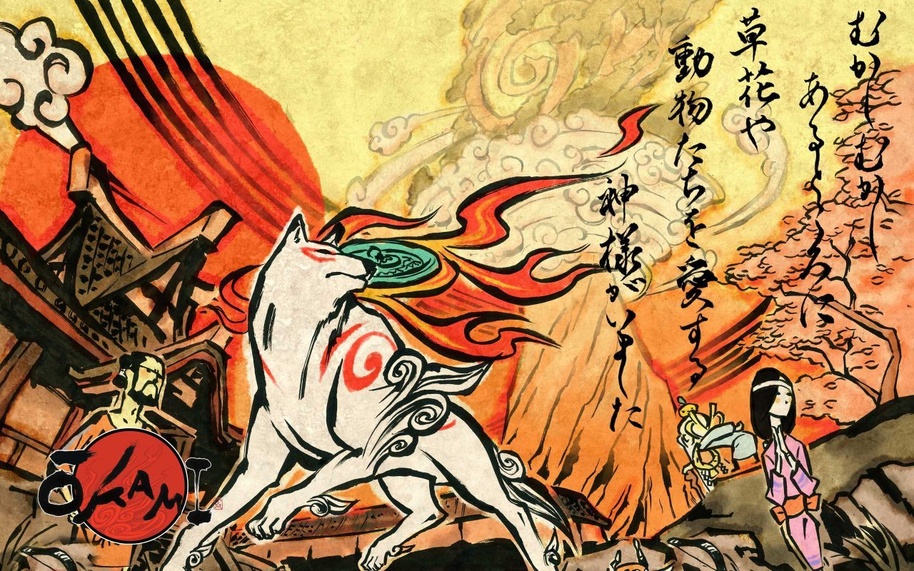 Okami su PlayStation 4, Xbox One e PC ha una data europea