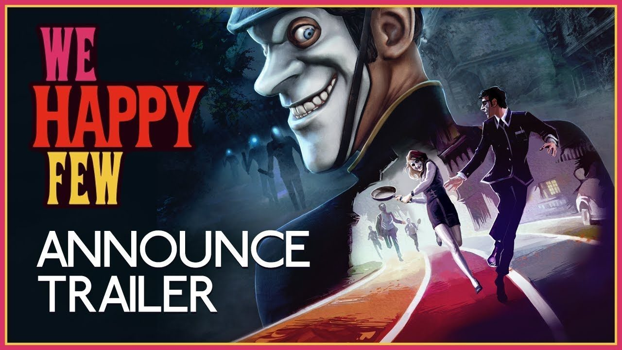 We Happy Few arriva su PlayStation 4
