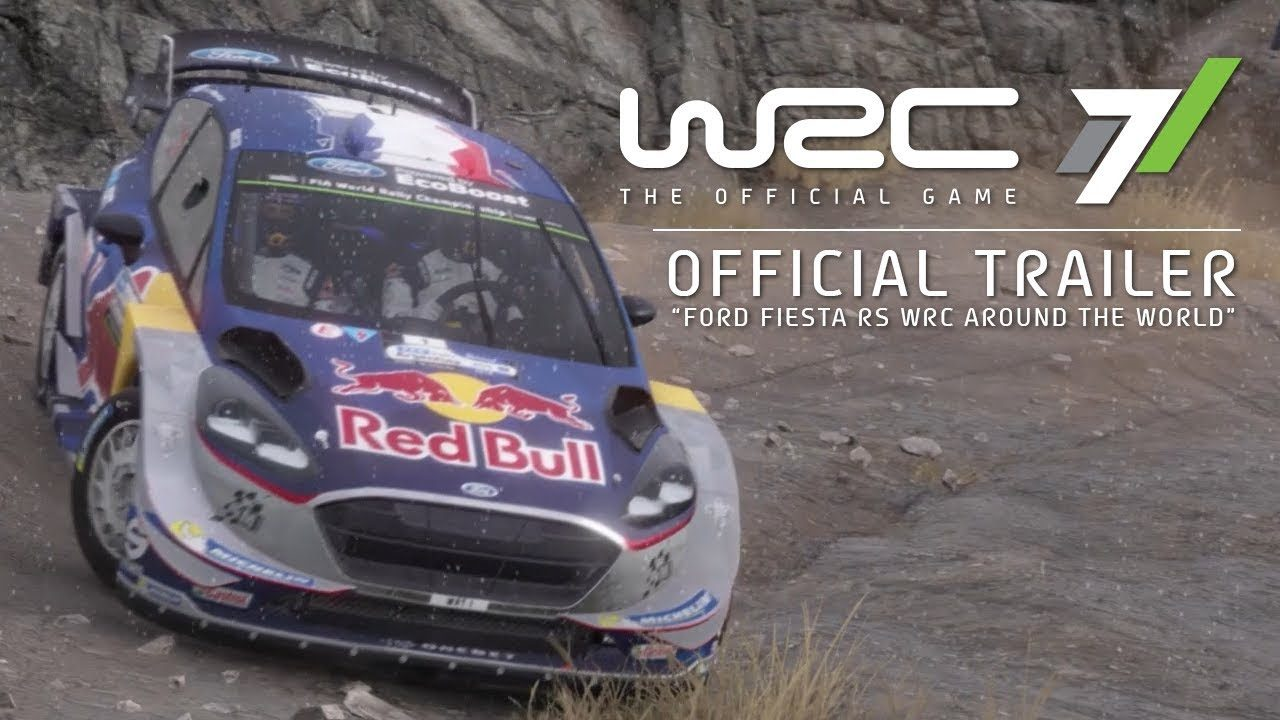 wrc 7 il trailer della gamescom 2017 aggiornata news. Black Bedroom Furniture Sets. Home Design Ideas