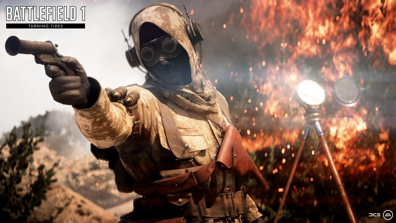 Battlefield 1: Turning Tides - Piccolo anticipo per i possessori del Premium Pass
