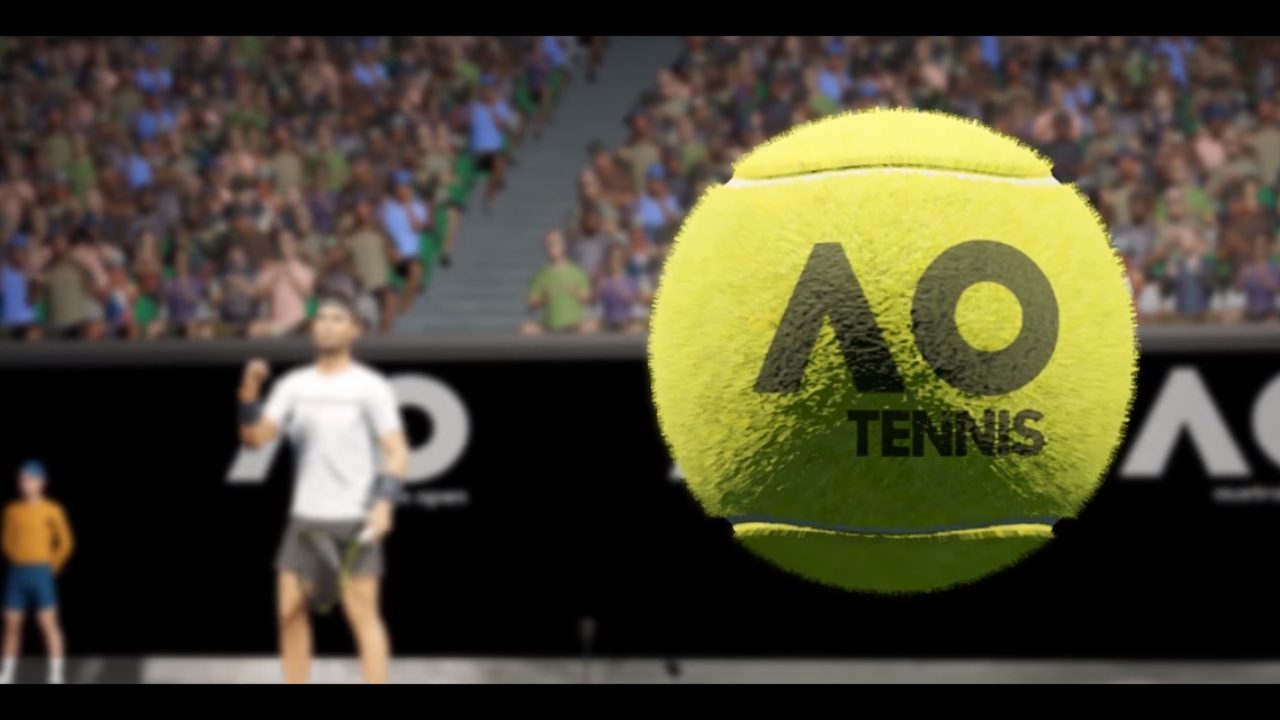 Australian Open Tennis annunciato per PlayStation 4 e Xbox One