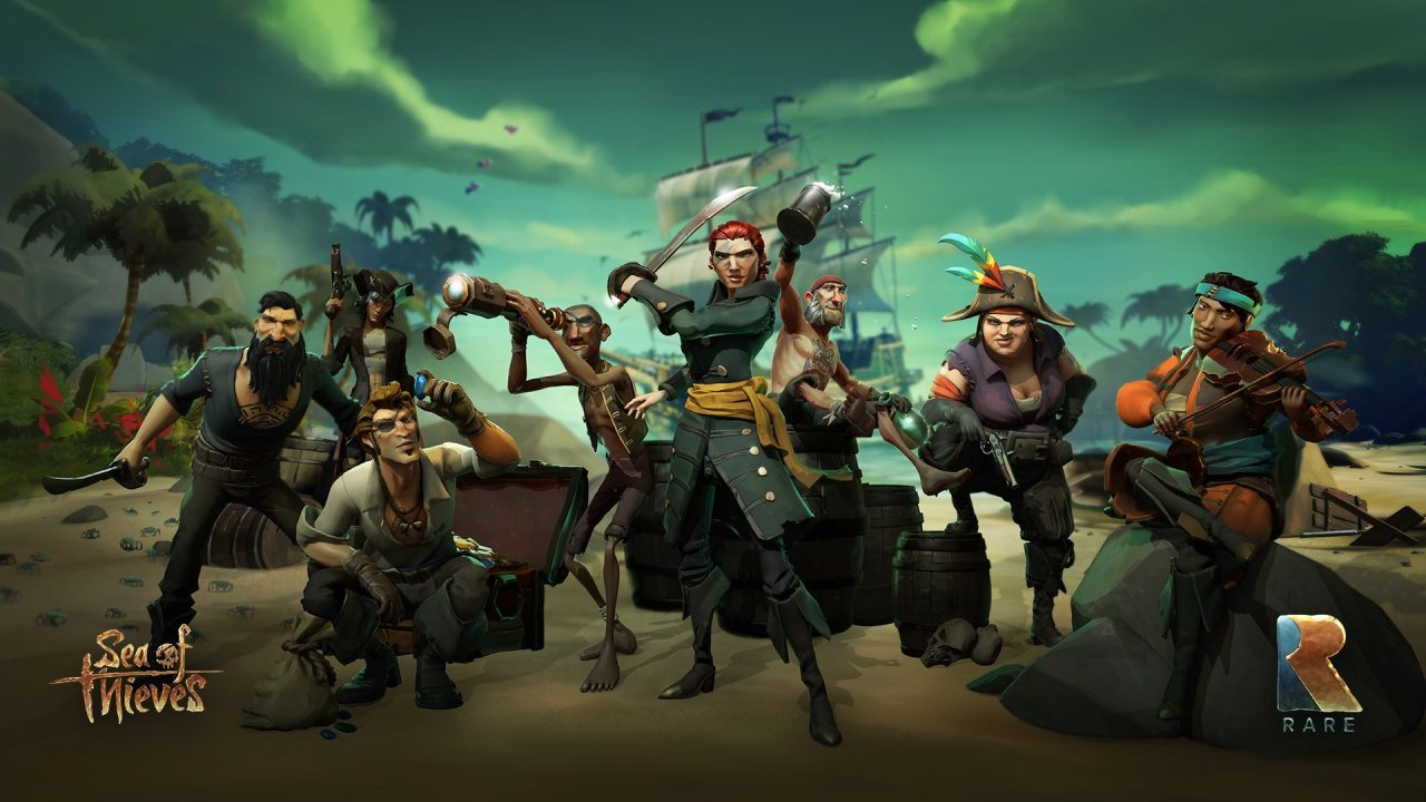 Sea of Thieves, disponibile l'ultima beta prima del debutto ufficiale
