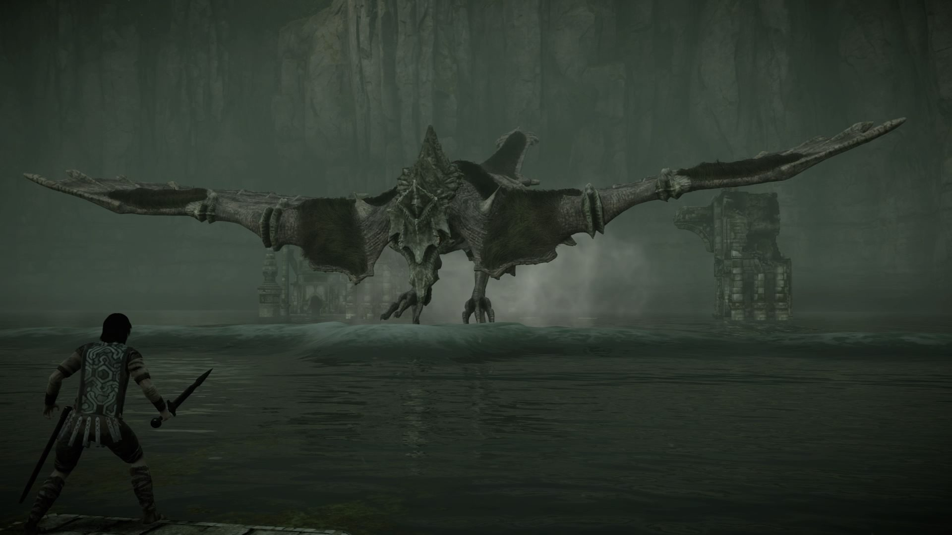 shadow of the colossus gameplay – 857 Entertainment