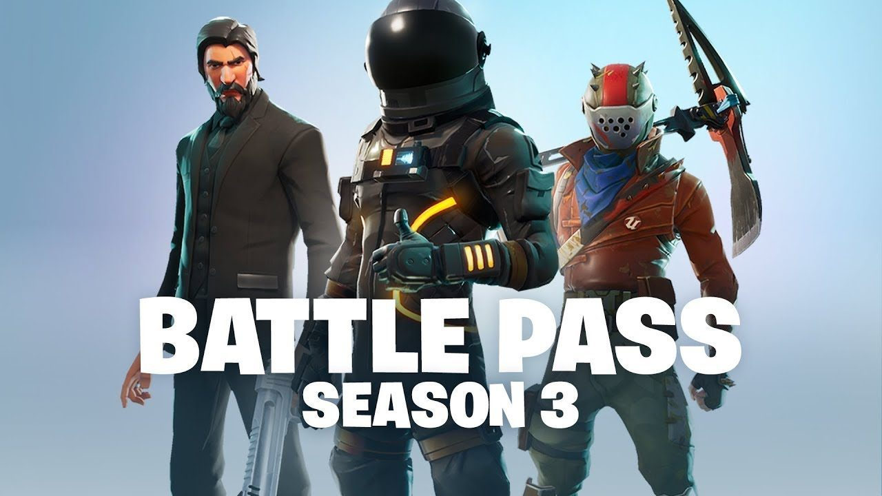 Iniziata La Season 3 Di Fortnite Battle Royale News Playstation 4