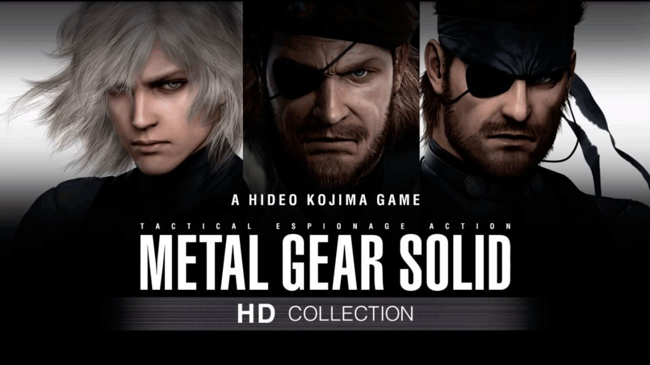 Metal Gear Solid HD Collection su PlayStation 4?