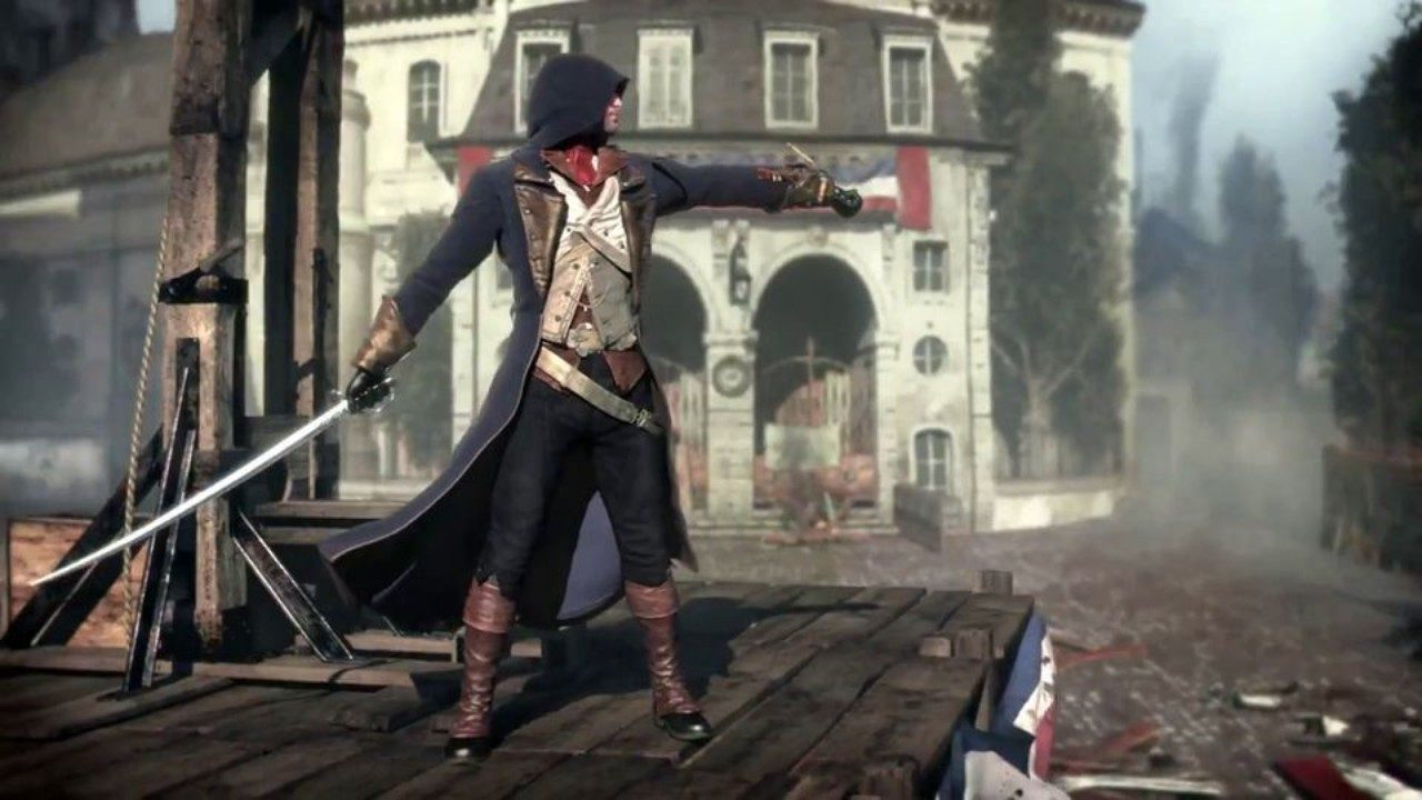 Assassin S Creed Unity Disponibile Il Dlc Underground Armory