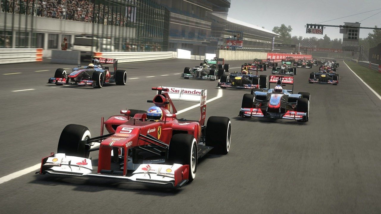 F1 2013: gli achievement per Xbox 360 - News Playstation 3
